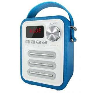 產品型號:BTS-692 產品名稱:潮流木質藍牙喇叭