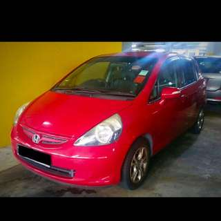 Honda Fit For Rent!!!