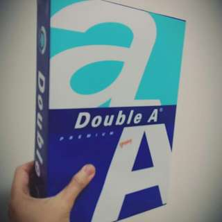 double A 紙