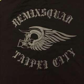 Remix Squad 拉鏈外套