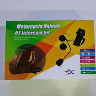 Helmet Bluetooth Intercom Kit