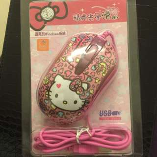 Hello Kitty 光學滑鼠