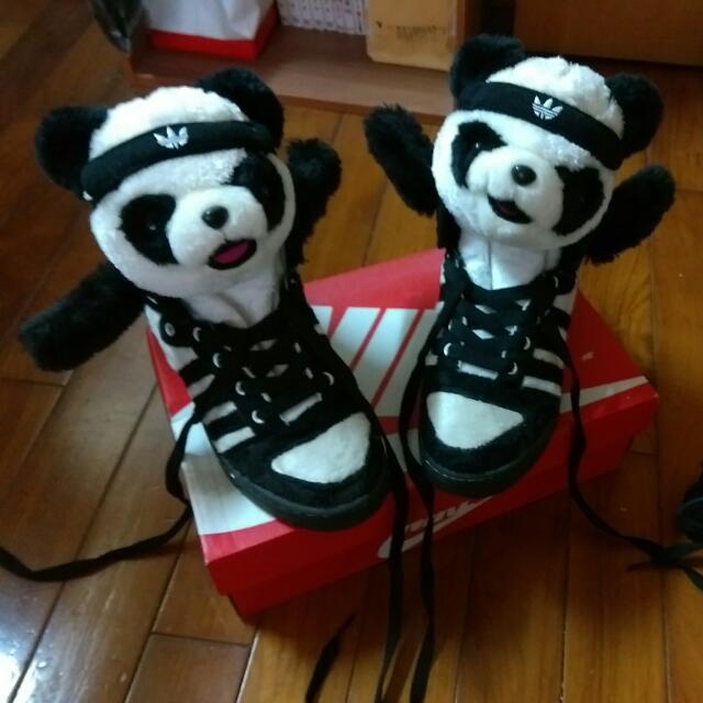 *愛迪達(韓國購入)熊貓鞋*