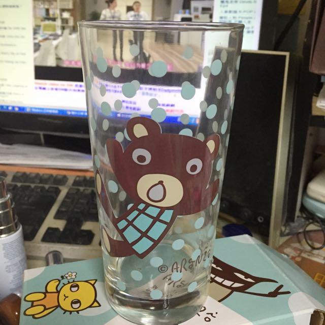 (全新)阿朗基玩ㄧ夏變色玻璃杯