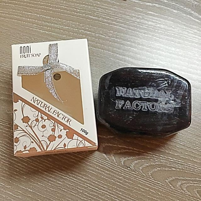 長灘島-諾麗果香皂