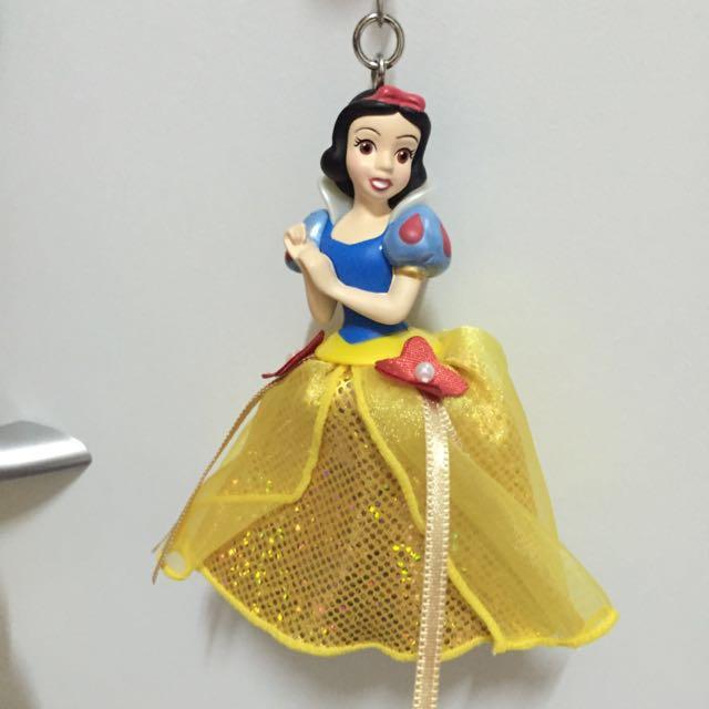 迪士尼購入🎉白雪公主 吊飾