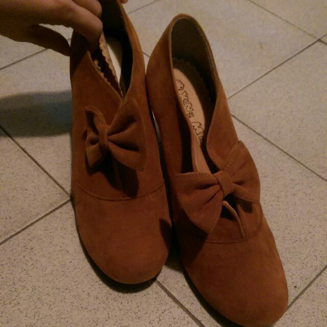 🎊二手🎊 高根鞋