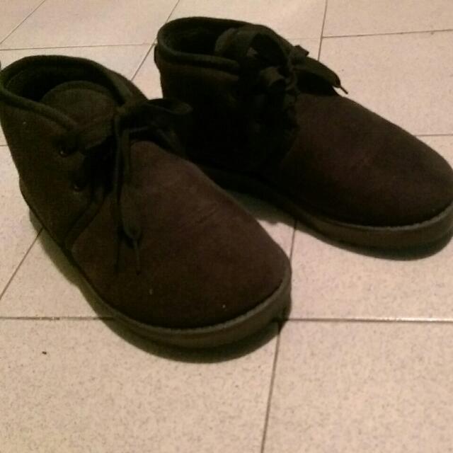 🎉全新🎉 黑色短靴
