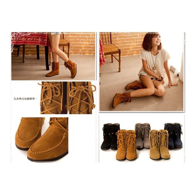 [出清品] 女鞋 Grace gift 熱賣靴 - 使用過‧狀態良好!