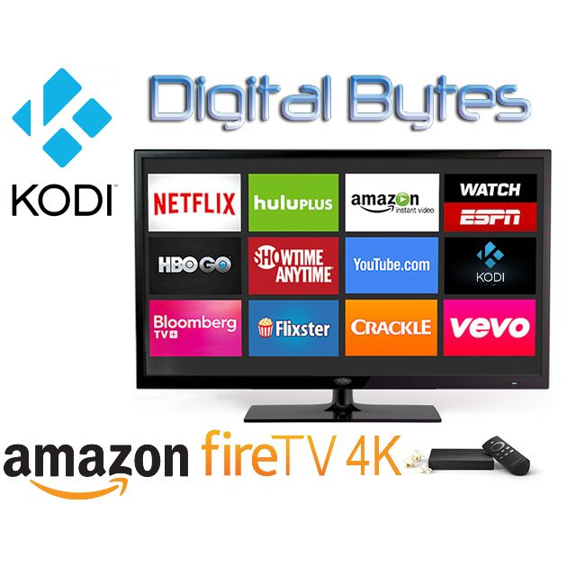 Amazon 4K Fire TV with Kodi 15 2 - HD Movies, Adult, PPV, Jailbroken, XXX  Loaded
