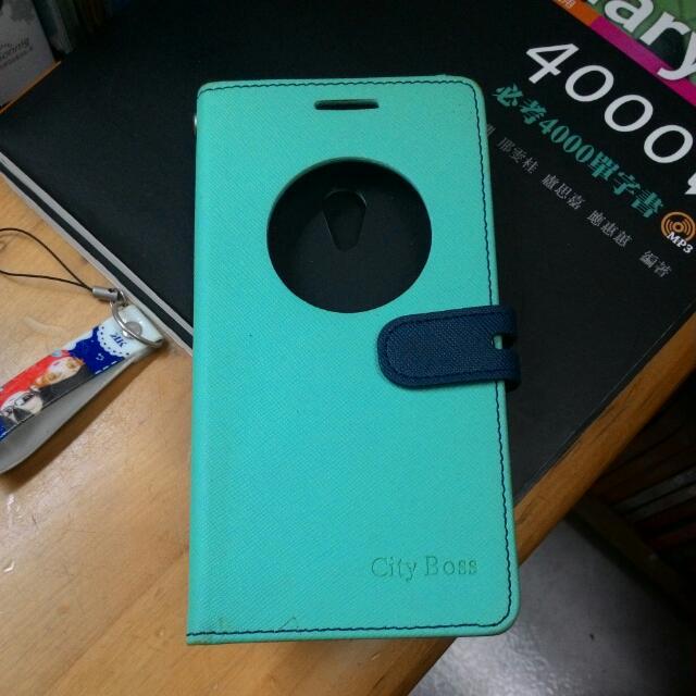[全新]Asus ZenFone 5智慧皮套