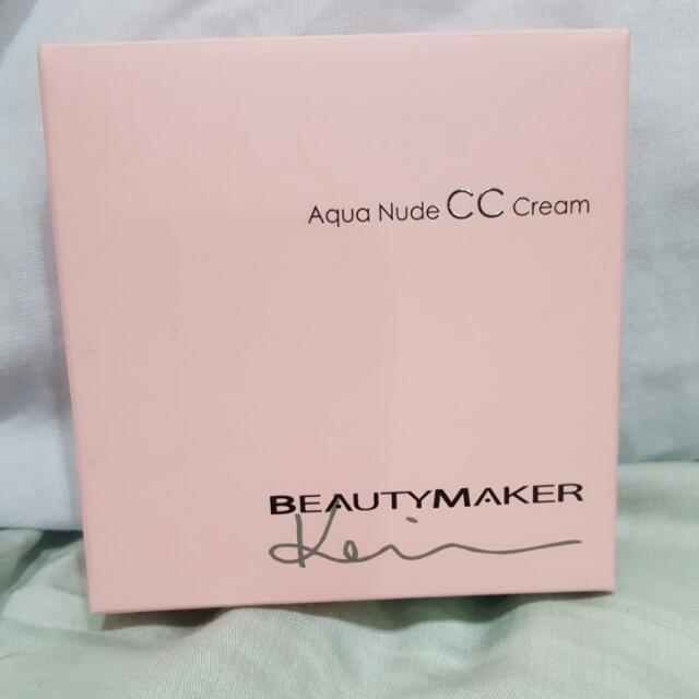 Beauty Maker裸肌水感CC水凝霜(自然色)