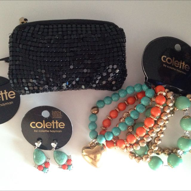 BRAND NEW Colette Jewellery - Tags Attached
