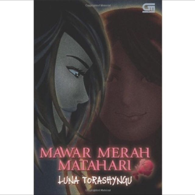 BUKU MAWAR MERAH MATAHARI