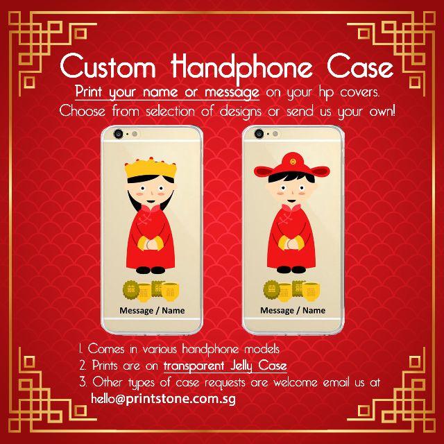Custom Handphone Case Iphone 6s Iphone 6s Plus 6plus Samsung