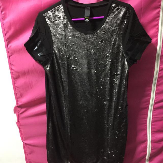 Dress (black) Factorie