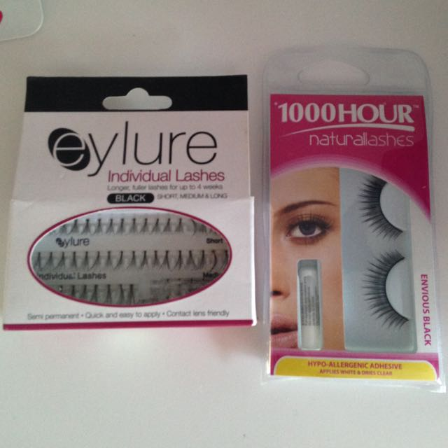 BRAND NEW false Lashes