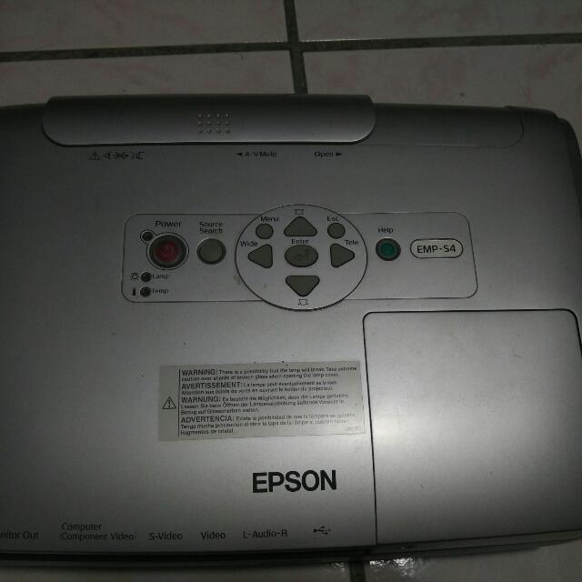 EPSON EMP-S4 投影機 含運
