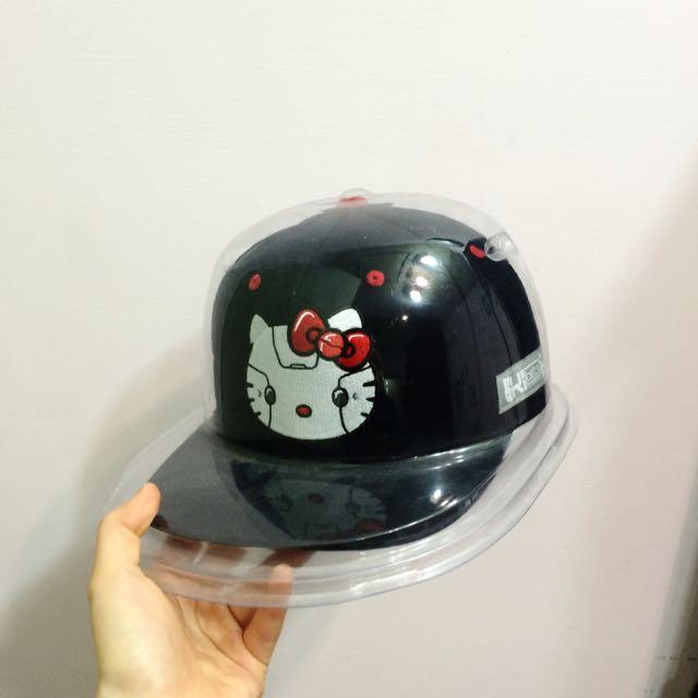 Hello Kitty 復古帽