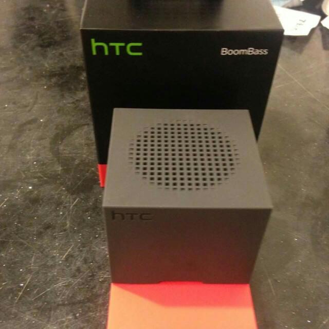 全新未拆封HTC BOOMBASS 無線重低音喇叭