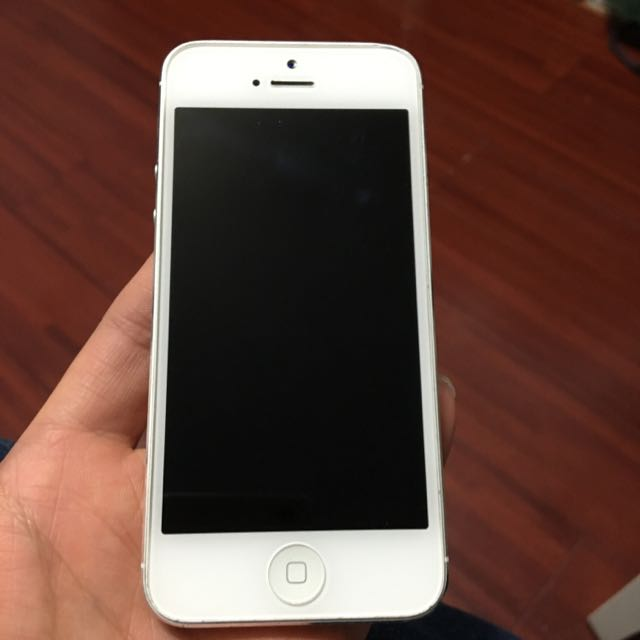 iPhone 5 白色16G