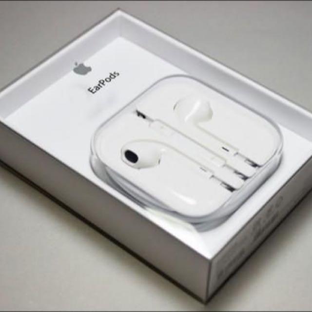 原廠iPhone 耳機