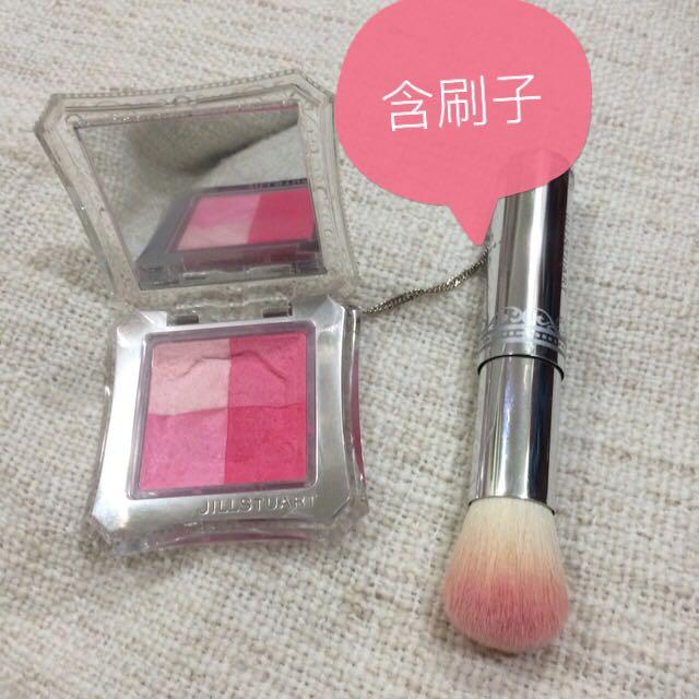 JILL STUART 霓光愛戀顏彩盤 #01 baby Berry