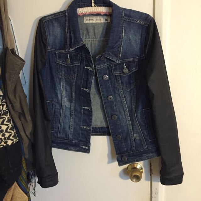 PENDING Just Jeans Denim Jacket