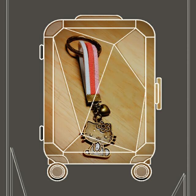 Kitty鑰匙圈