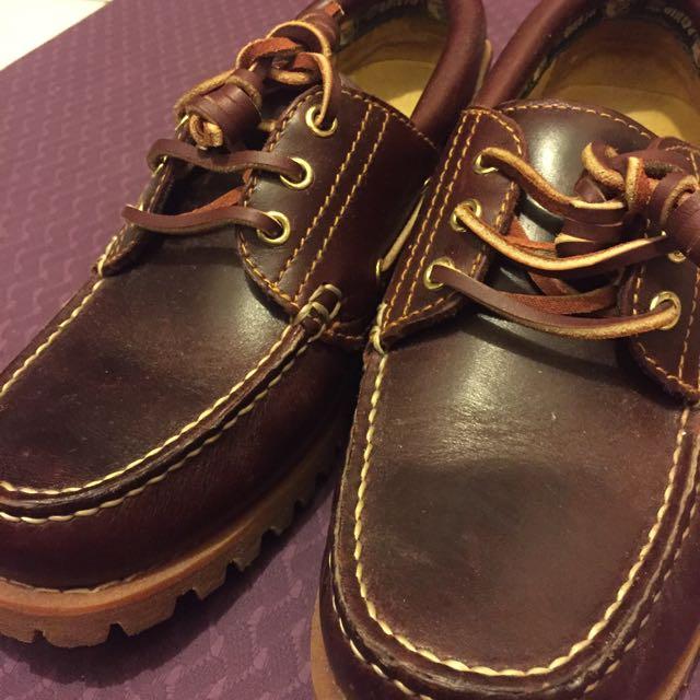 MONTOYA 二手正版帆船鞋