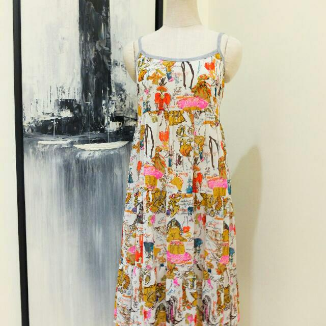 Paris Inspired Dress