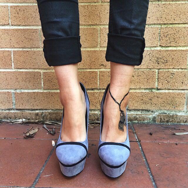 Platform Heels (RRP: $59)