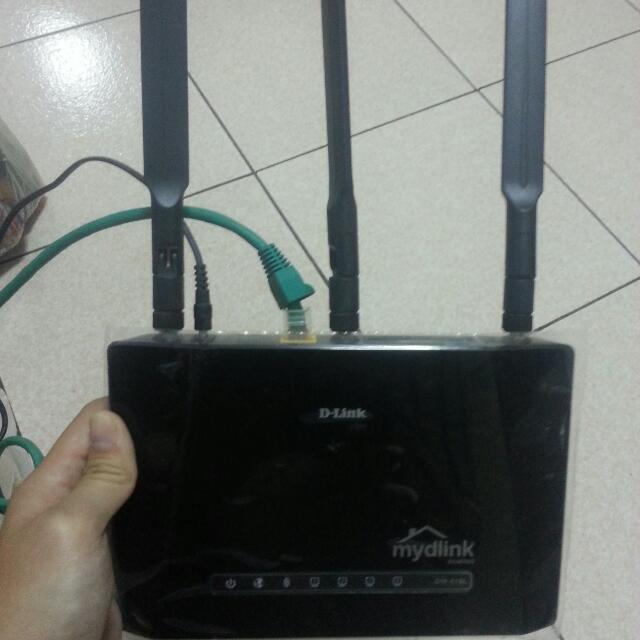 電腦wifi分享器(二手)