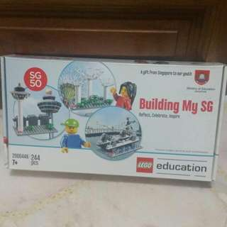 SG50 LEGO Limited Edition Set (Mint condition)