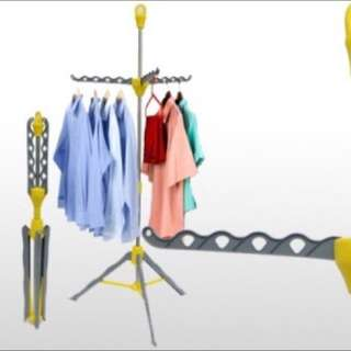Foldable Multi Clothes Rack