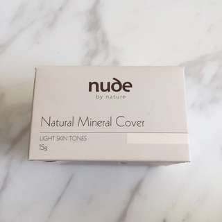 Nude Nature Mineral Cover