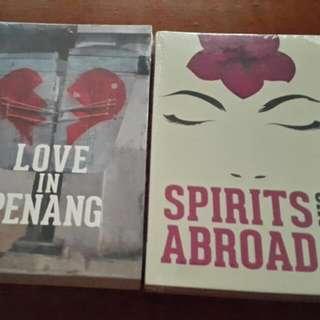 New FIXI Novels