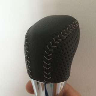 Toyota Wish 2009 - Current / Sienta / Estima Gear Knob Leather Wrap