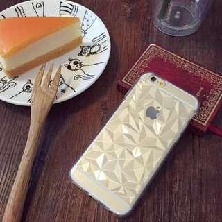 (現貨)iPhone 6/6plus 手機殼 立體三角款 (預購)