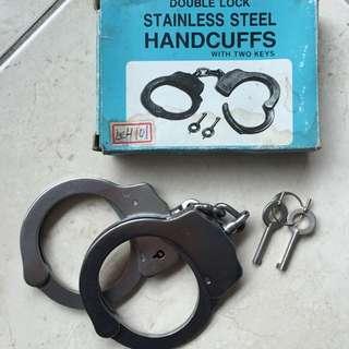 不鏽鋼手銬(免費送需自出郵資100元)