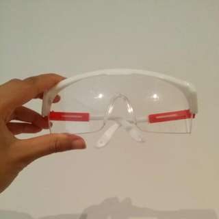 Science Lab Goggles