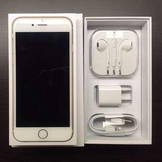 Iphone6 64G 金色 9.9成新