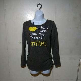 微笑 T恤