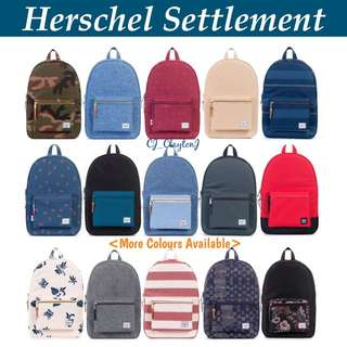 💯CJ - Herschel Settlement