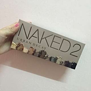 Urban Decay Naked2眼影盤
