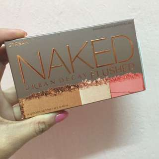 Urban Decay Naked Flushed腮紅盤