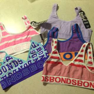 Children's Sports Bra / Crop Top