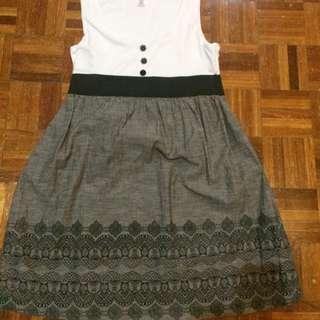 Aztec Patterned Dress