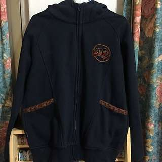 KFM黑色毛料外套