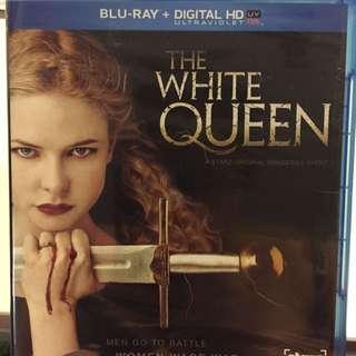 The White Queen DVD (Blu-Ray + Digital HD)